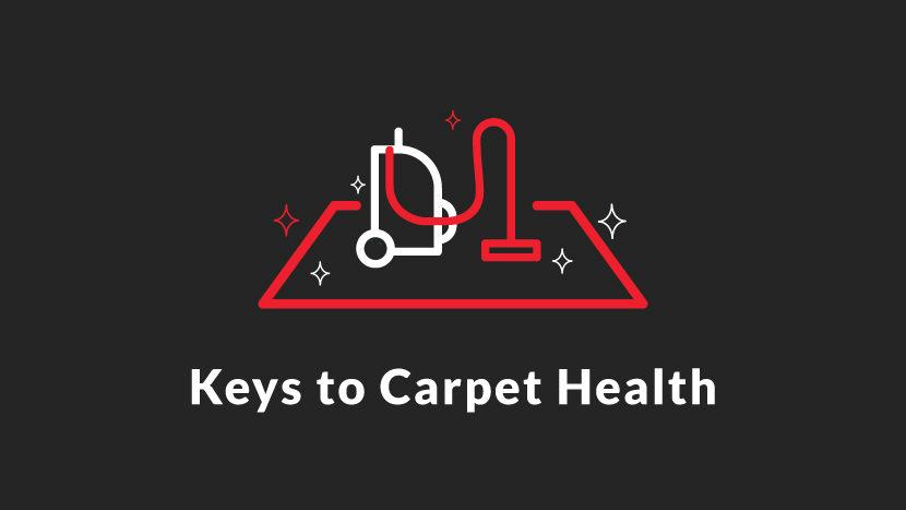 Keys to Carpet Health